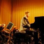 Пианист Александру Пригало…
