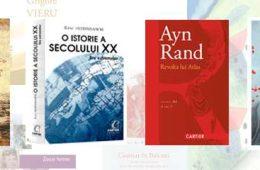 10 cărți ale anului 2015, recomandările Cartier