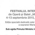 Вот и стартовал XXIII фестиваль «Мария Биешу», посвященный 80-летию примадонны