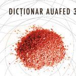 Dicționar Auafed III  de Doru Ciocanu