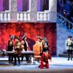 Февраль 2016 в Национальной опере и балета имени Марии Биешу