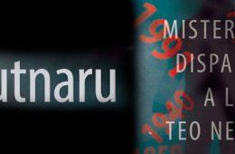 Lansarea romanului Misterioasa dispariție a lui Teo Neamțu  de Val Butnaru, la Librăria din Centru