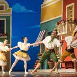 Национальный театр оперы и балета имени М.Биешу.  Июнь 2017