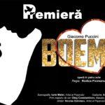 Национальный театр оперы и балета имени Марии Биешу представляет премьеру оперы «Богема»