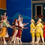 Октябрь 2018 в Национальном театре оперы и балета имени Марии Биешу