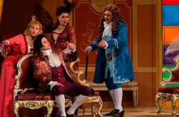 Виртуознейшая премьера оперы «Тайный брак»!