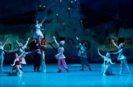 Январь 2019 в Национальном театре оперы и балета Марии Биешу