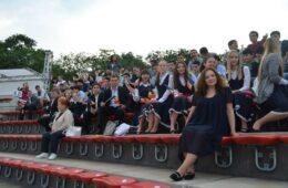 Наталья Барабанщикова — презентация книги «Рапсодия моей жизни»