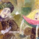 Художница Антонина Свалбонене