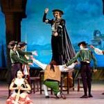 Национальная опера 22 апреля балет «Дон Кихот» с солистами балета из Ясс