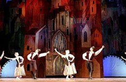 Программа Ноября-2016 в Национальном театре оперы и балета имени Марии Биешу!