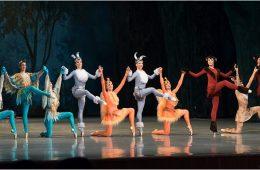 Национальный театр оперы и балета имени М.Биешу. Апрель 2017