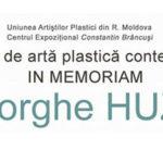 Expoziția de artă plastică contemporană in memoriam Gheorghe Guzun